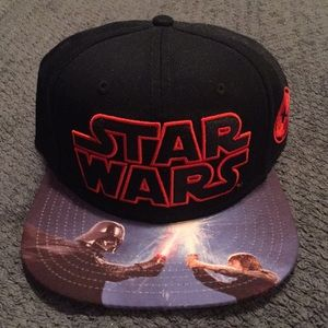 Other - Star Wars and Marvel hats